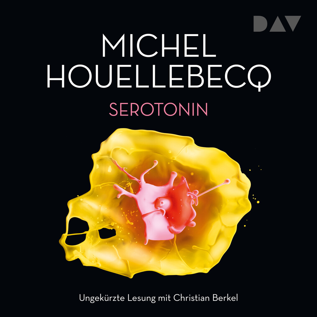 Serotonin als Hörbuch Download