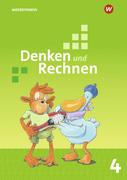 Denken und Rechnen 4. Schülerband. Grundschulen in den östlichen Bundesländern