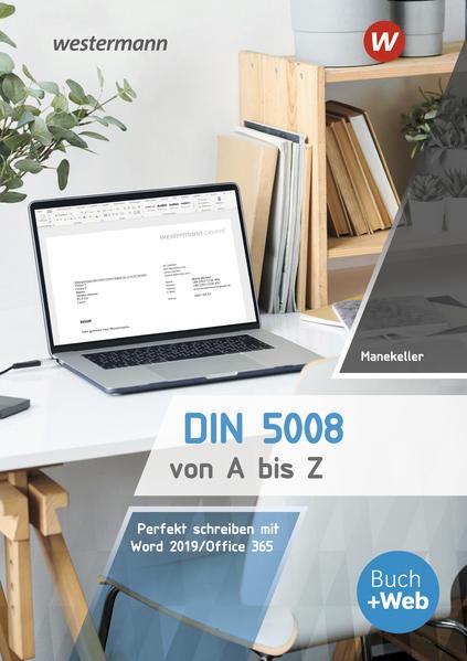 DIN 5008 von A bis Z als Buch (kartoniert)
