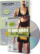 Fit ohne Geräte für Frauen Buch + DVD - Bundle