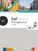 DaF leicht B1. Prüfungstrainer mit Audios