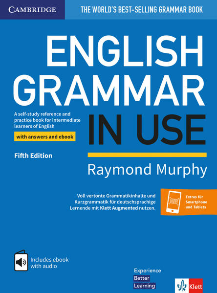 English Grammar in Use. Book with answers and interactive ebook. Fifth Edition als Buch