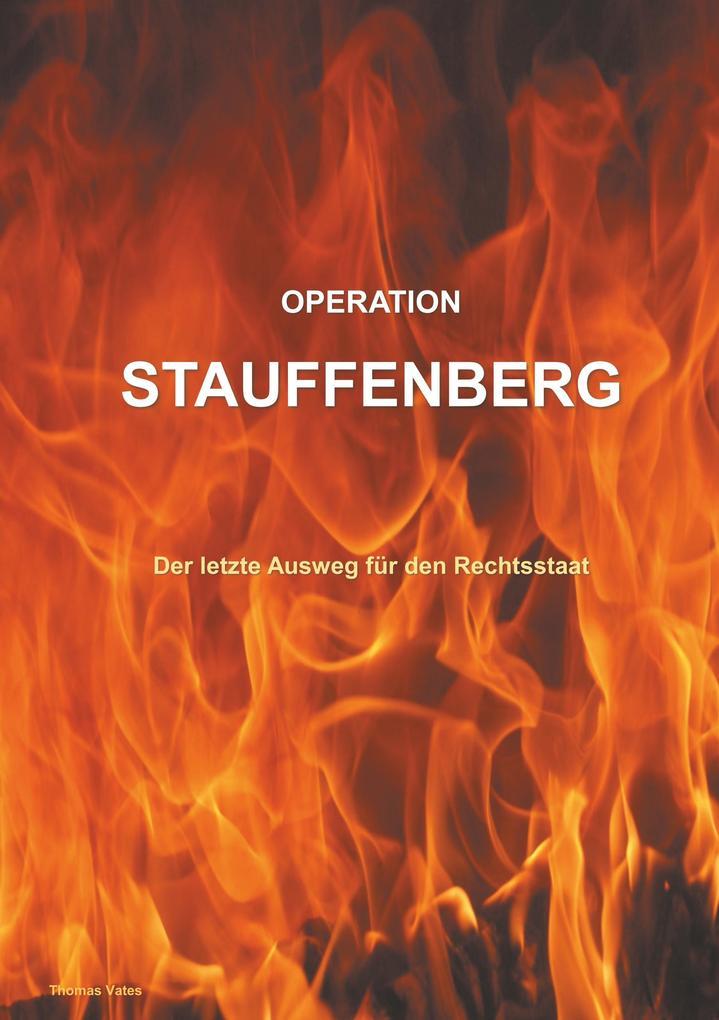 Operation Stauffenberg als eBook epub