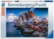 Hamnoy, Lofoten 3000 Teile Puzzle