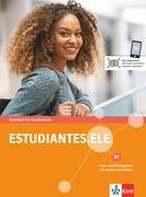 Estudiantes.ELE B1. Kurs- und Übungsbuch mit Audios und Videos online