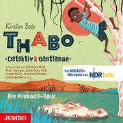 Thabo - Detektiv & Gentleman. Die Krokodil-Spur