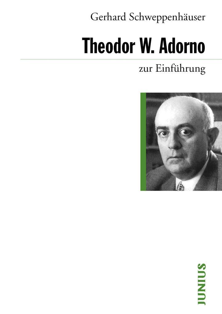 Theodor W. Adorno als eBook epub