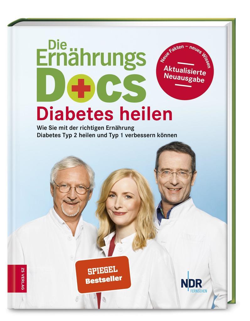 Die Ernährungs-Docs - Diabetes heilen als Buch (gebunden)
