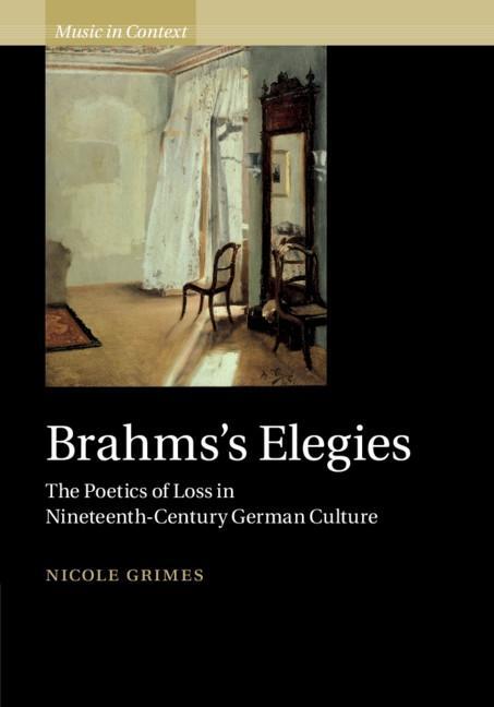 Brahms's Elegies als eBook epub