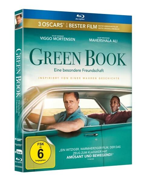 Green Book - Eine besondere Freundschaft als Blu-ray