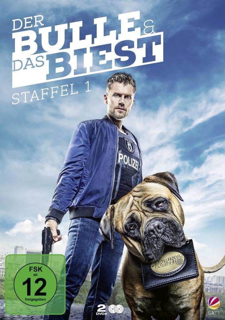 Der Bulle und das Biest als DVD