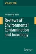 Reviews of Environmental Contamination and Toxicology Volume 248