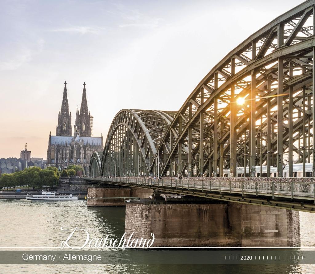 Deutschland 2020 als Kalender