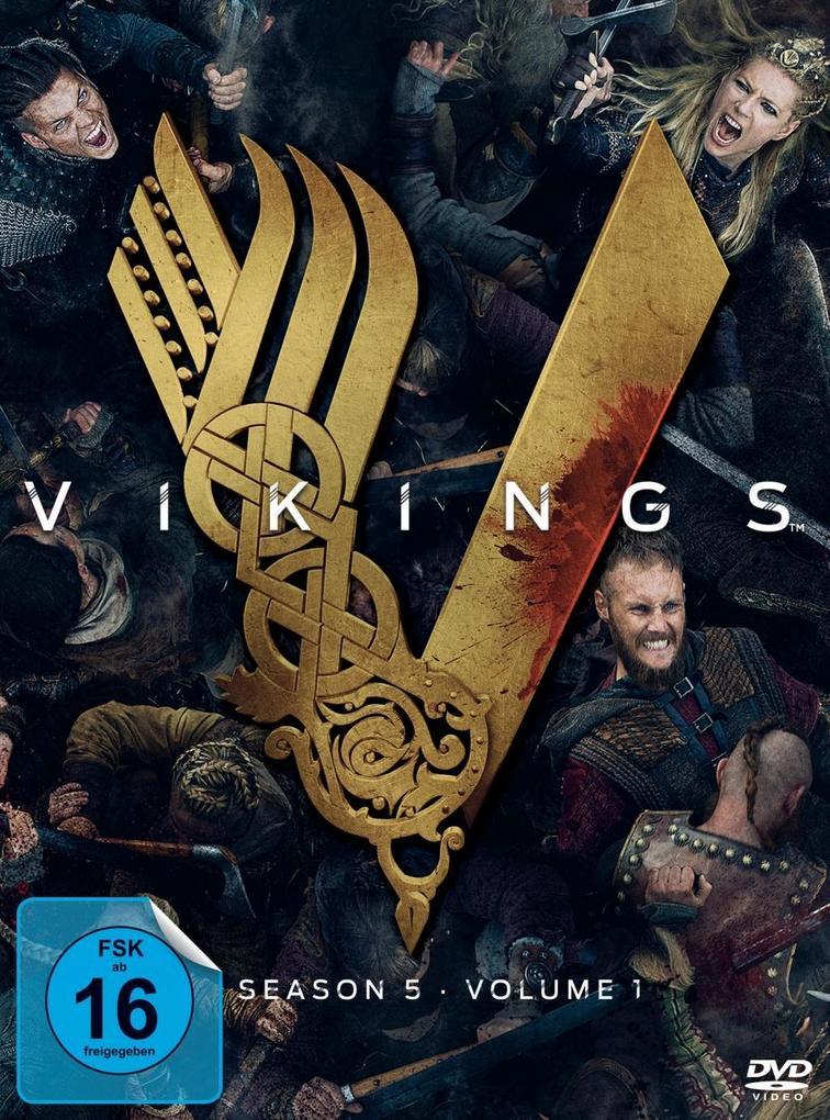 Vikings Staffel 5 Teil 1