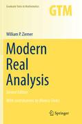 Modern Real Analysis