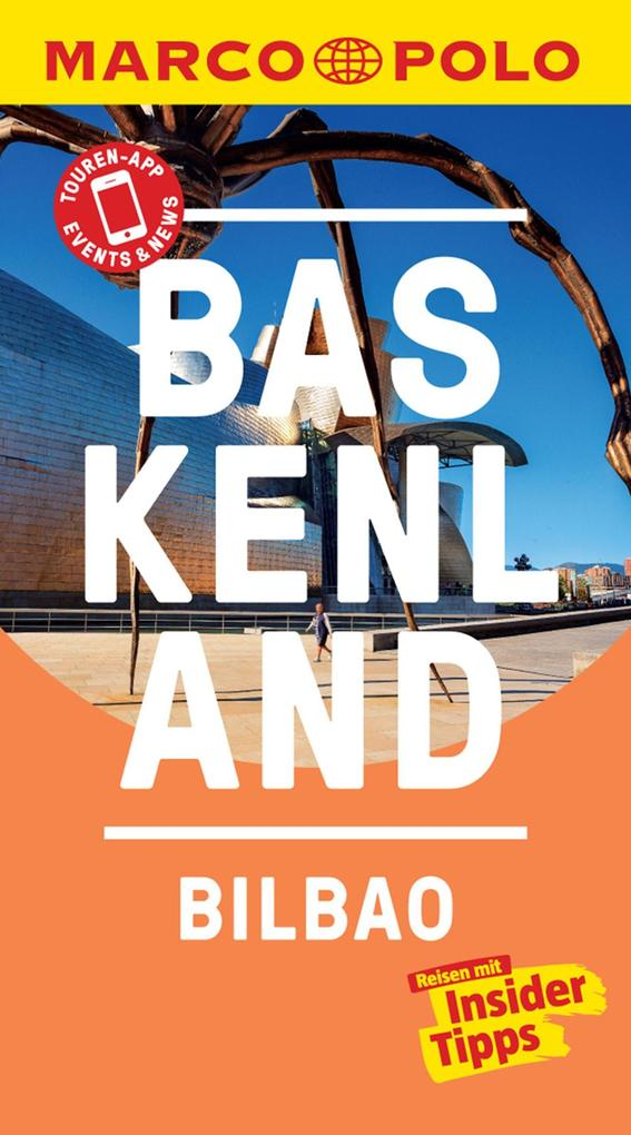 MARCO POLO Reiseführer Baskenland, Bilbao als eBook epub
