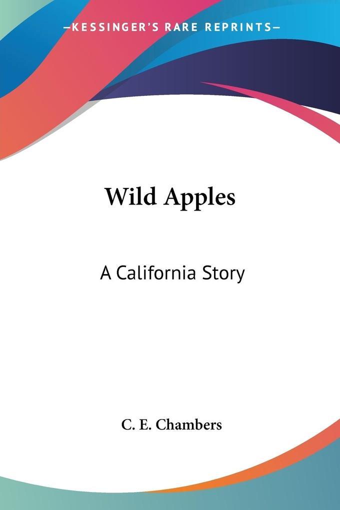 Wild Apples als Taschenbuch