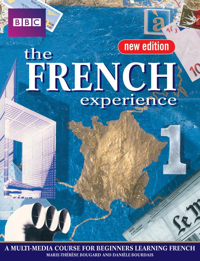 FRENCH EXPERIENCE 1 COURSEBOOK NEW EDITION als Buch (kartoniert)
