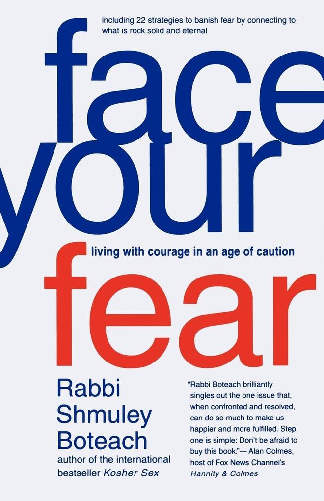 Face Your Fear als Taschenbuch