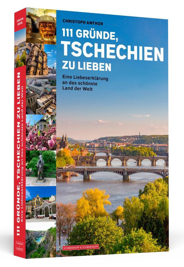 111 Gründe, Tschechien zu lieben als Taschenbuch
