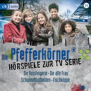 Die Pfefferkörner ' Hörspiele zur TV Serie (Staffel 15)