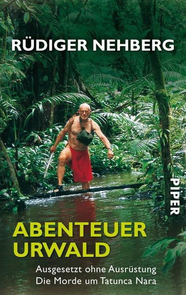 Abenteuer Urwald als Taschenbuch