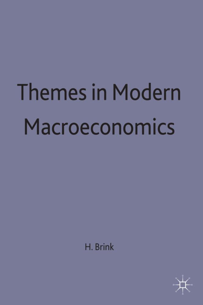 Themes in Modern Macroeconomics als Buch (gebunden)