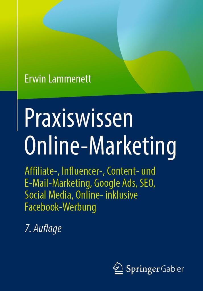 Praxiswissen Online-Marketing als eBook pdf