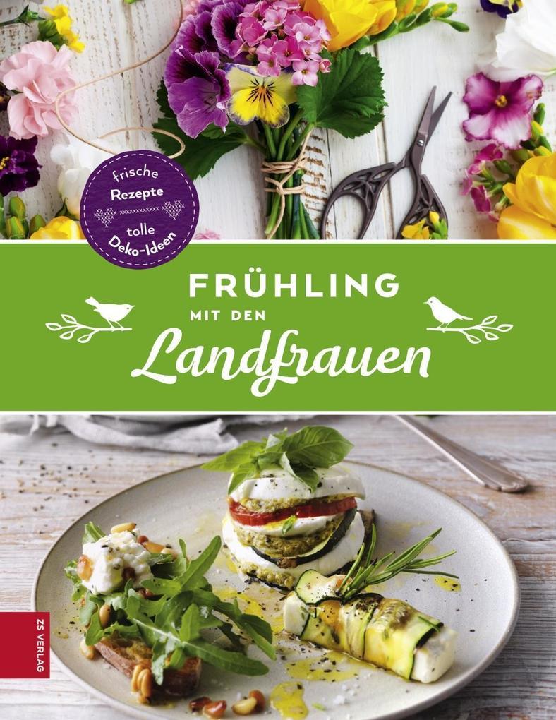Frühling mit den Landfrauen als eBook
