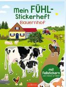 Mein Fühl-Stickerheft - Bauernhof