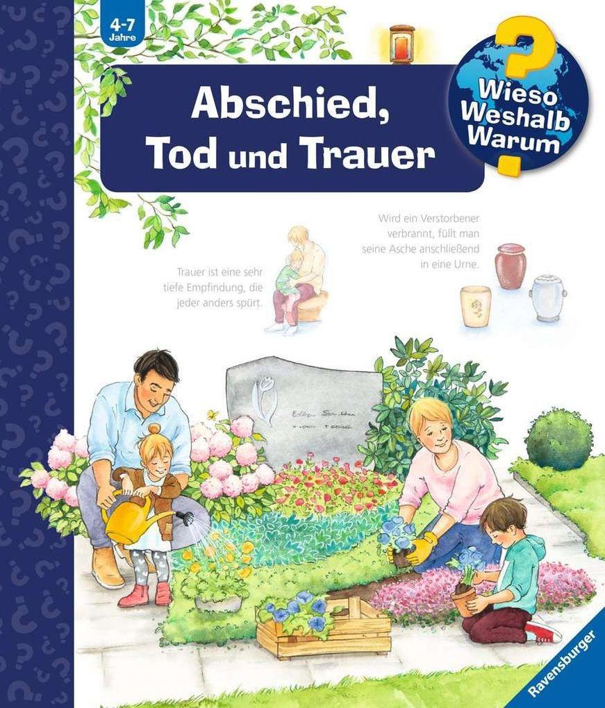 Abschied, Tod und Trauer als Buch (kartoniert)