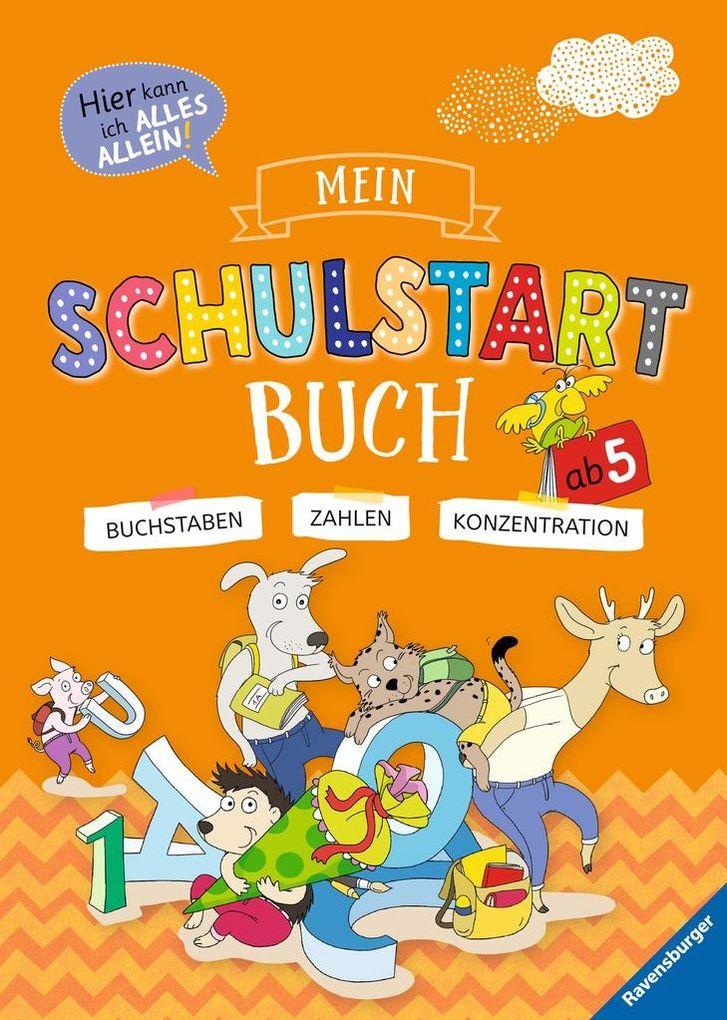 Ravensburger Buch - Mein Schulstart-Buch als Mängelexemplar