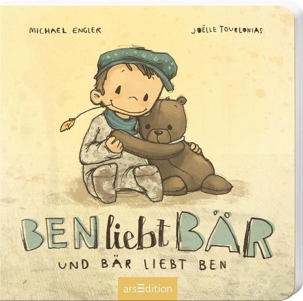 Ben liebt Bär ... und Bär liebt Ben als Buch (kartoniert)