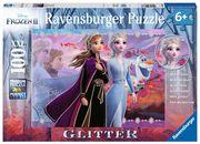 Ravensburger Spiel - Frozen - Starke Schwestern, 100 Teile
