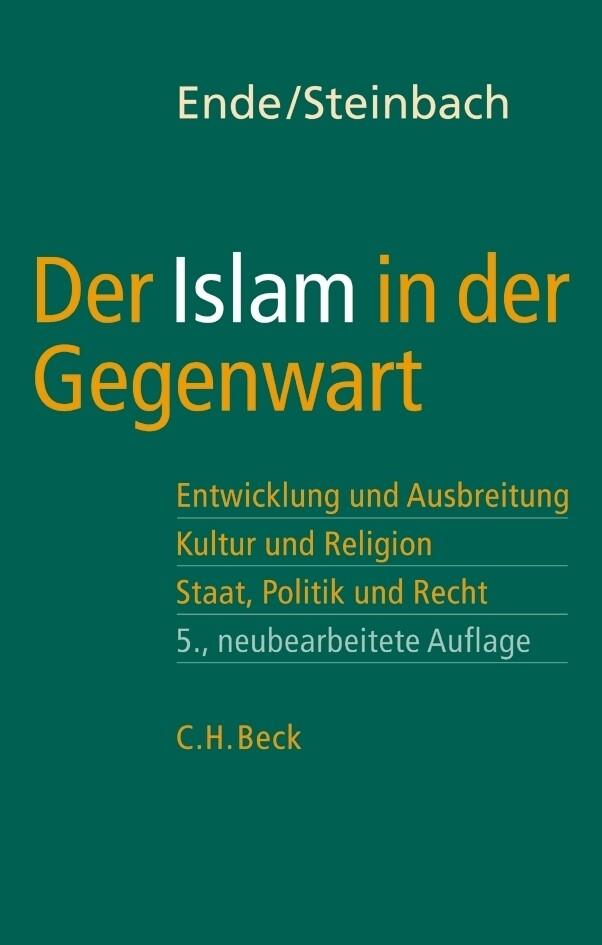 Der Islam in der Gegenwart als Buch (gebunden)