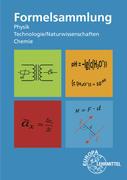 Formelsammlung Physik, Technologie/Naturwissenschaften, Chemie