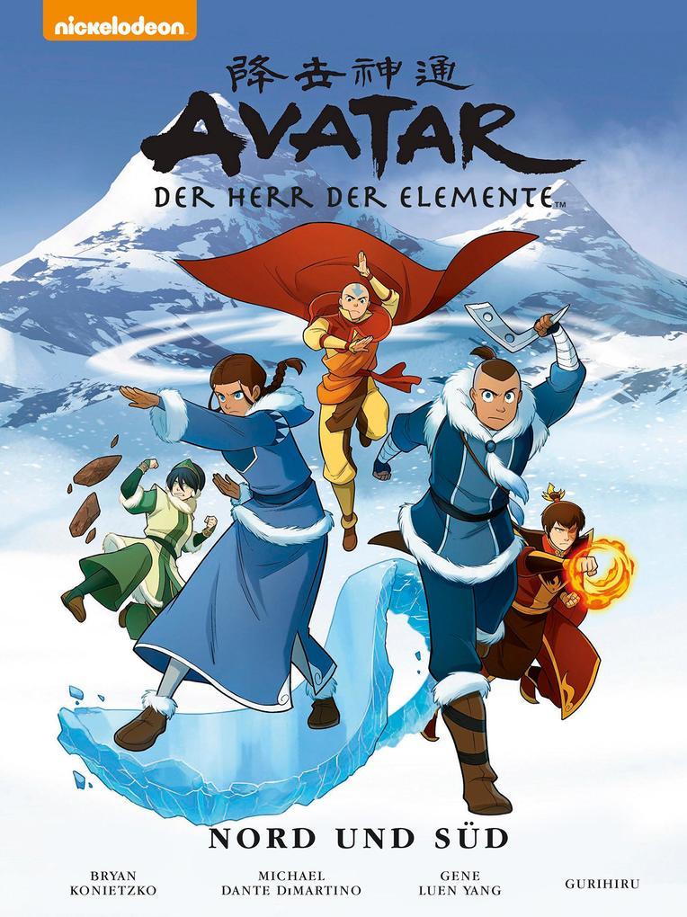 Avatar - Der Herr der Elemente: Premium 5 als Buch (gebunden)