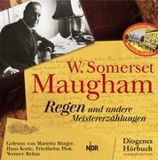 Regen und andere Meistererzählungen, 6 Audio-CD