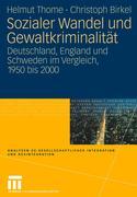 Sozialer Wandel und Gewaltkriminalität
