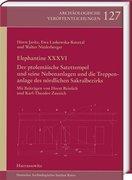 Elephantine XXXVI. Der ptolemäische Satettempel und seine Nebenanlagen und die Treppenanlage des nör