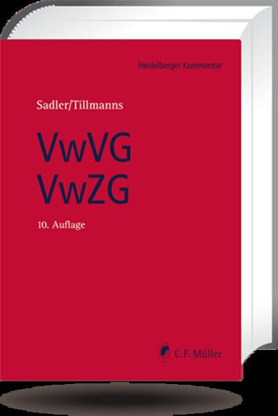 Verwaltungs-Vollstreckungsgesetz / Verwaltungszustellungsgesetz als Buch (gebunden)