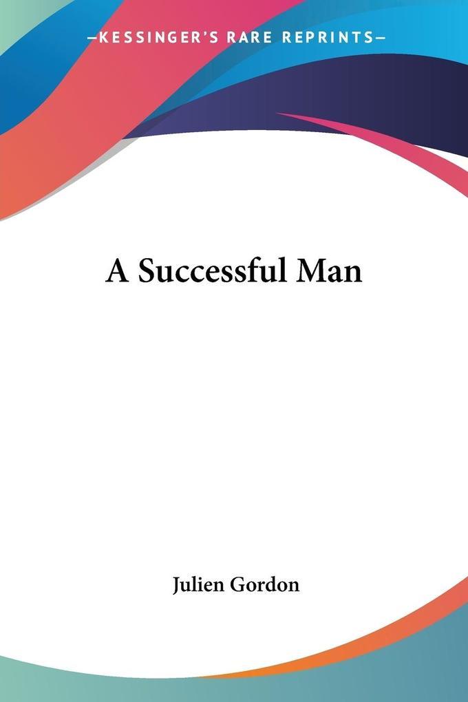 A Successful Man als Taschenbuch