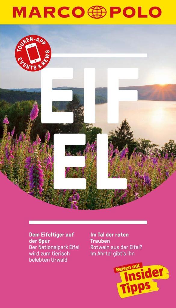 MARCO POLO Reiseführer Eifel als eBook pdf