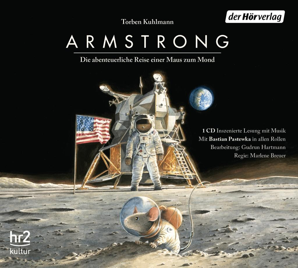 Armstrong als Hörbuch CD