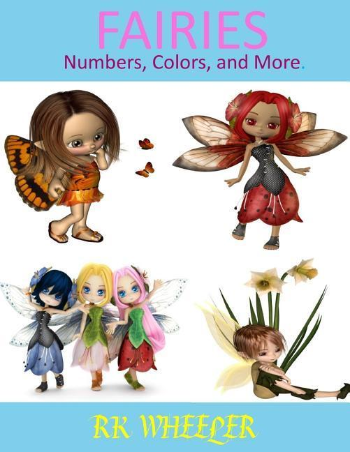 Fairies: Numbers, Colors and More als Taschenbuch