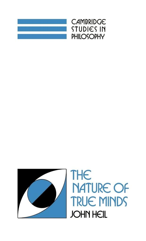 The Nature of True Minds als Buch (gebunden)