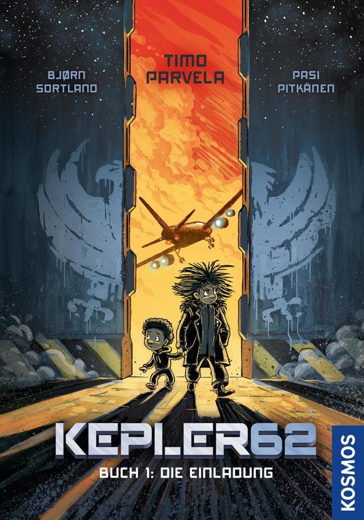 Kepler62 - Buch 1: Die Einladung als eBook pdf