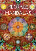 FLORALE MANDALASAT-Version (Wandkalender 2020 DIN A3 hoch)
