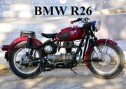 BMW R26 (Wandkalender 2020 DIN A4 quer)