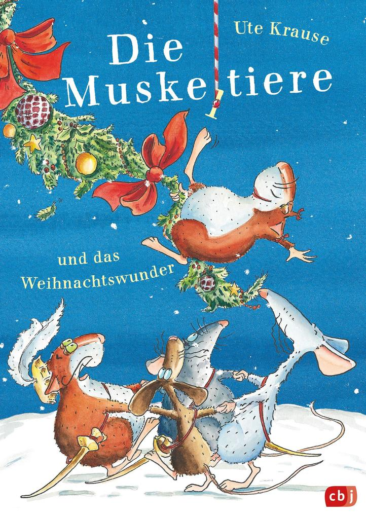 Die Muskeltiere und das Weihnachtswunder als Mängelexemplar